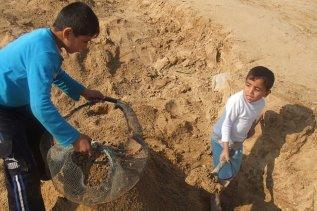 Gaza's Gravel