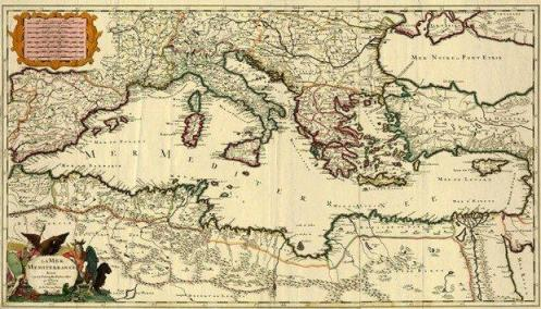 Mediterranean Sea Basin