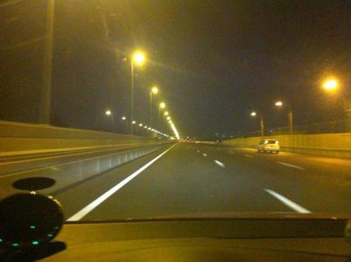 Midnight Travel