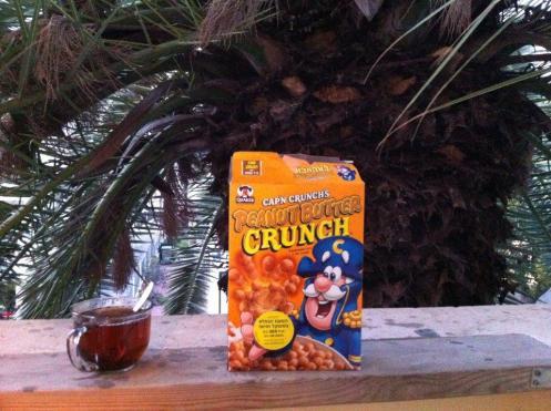 My Eternally Beloved, Captain Crunch