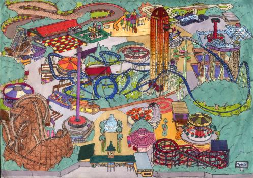 Moral Relativism and the Amusement Park